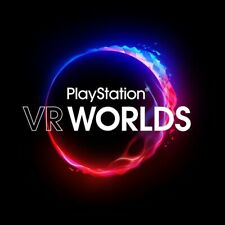 NEW Game PS4 VR :  (Code- See Item Desc) :VR Worlds