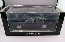 1/43 MINICHAMPS BMW 7 SERIES 2001
