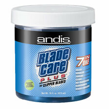 ANDIS BLADE CARE 7 in 1 TUB 16oz (473ml)  *FOR PROFESSIONAL CLIPPERS/TRIMMERS*