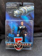 Babylon 5 Captain John Sheridan Action Figure