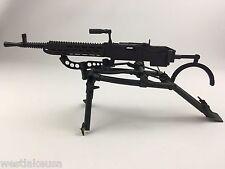 DID 1/6th Scale Herbert Zeller MG-37 Heavy Machine Gun w/ Tripod ( Metal, Used)