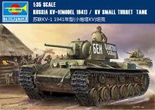 Trumpeter 00356 1/35 Russia KV-1(model 1941)Tank