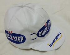 Retro Quickstep Innergetic 2006-2008 Pro Cycling Team Cap (Flat Postage Rate)