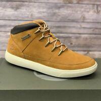 Timberland Men's Wheat Nubuck Leather Hiking Shoes