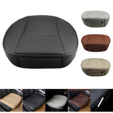 Auto Car Pu Leather Front Seat Cover Half/Full Surround Chair Cushion Mat Pad Us (Fits: Peugeot)