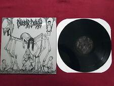 Vinilo LP-nuclear Death, Bride of insect!!! primero tirada!!!