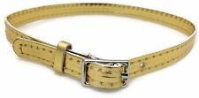 Gold Belt with Buckle for 18 inch American Girl Doll Clothes Accessories