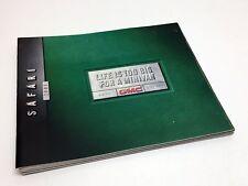 2001 GMC Safari SLE SLT Brochure