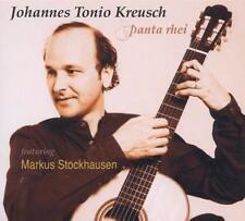 Johannes Tonio Kreusch ... feat. Markus Stockhausen -- Panta Rhei