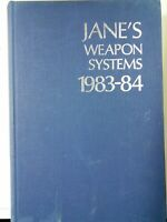 JANE'S - WEAPON SYSTEMS 1983-84 Fourteenth Edition edited by Ronald Pretty JANES