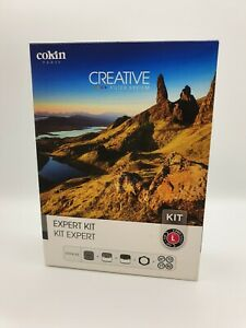 Cokin Creative Z Pro Expert Kit Large 100mm with 3 essential filters