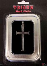 Trigun Nicholas D. Wolfwood Cross Necklace