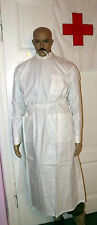 WEHRMACHT military surgical smock / doctor overall GERMAN WWII - repro