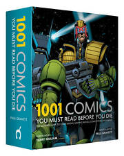 1001 Comic Books: You Must Read Before You Die, Acceptable, Cassell Illustrated,