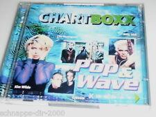 POP & WAVE 2 CD'S MIT ANNE CLARK - BILLY IDOL - TALKING HEADS - OMD - ROXY MUSIC