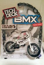 TECH DECK BMX Finger Bikes  HARO White/Black  Series 1