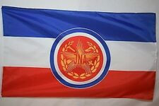 Yugoslav People's Army 3x5 flag banner
