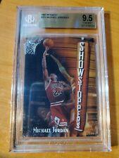 1997-98 Topps Finest Michael Jordan Card #271 BGS 9.5 Gem Mint