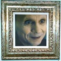 ROBERT BLAKE MYSTERY MAN LOST HIGHWAY RARE FRAMED ART FROM DAVID LYNCH EXHIBIT
