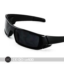 MATTE BLACK Sunglasses Super Dark Smoke Lens X Sports Biker Locs Wrap