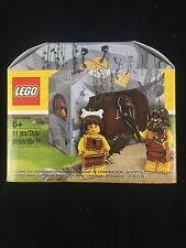 LEGO exclusive 5004936 Caveman/Cavewoman Sealed Minifihure 11 piece set