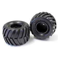 Kyosho EZT001 Monster Tracker Tire & Wheel Set