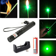 Adjustable Military 532nm 10Mile Green Laser Pointer Pen Usa The lowest price