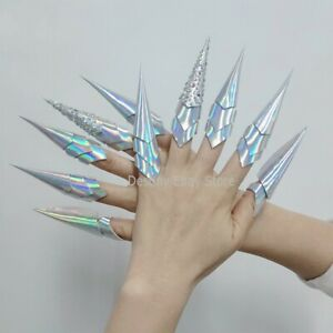 10 Fingers Game LOL Cosplay KDA Evelynn Costume Prop Hand Accessories Gift EVA