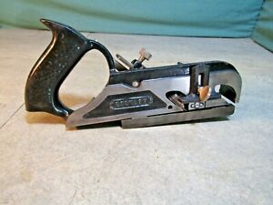 Stanley No 78 Plane, Rebate/rabbet plane. Woodworking tools. Made in England