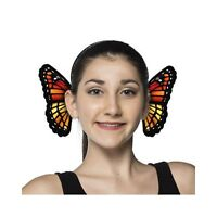 Adult Women's Monarch Butterfly Wing Forest Goddess Halloween Costume Headband