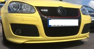 Diffusor Frontlippe für VW Golf 5 GTI GT V Edition ED 30 ABS Frontspoiler Lippe