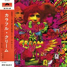 CREAM DISRAELI GEARS JAPAN 2 MINI LP SHM CD BONUS TRACK Ltd/Ed I50 Free Shipping