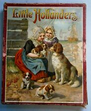 Little Hollanders ZIG-ZAG Puzzles for Children made in Germany