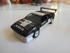 "Gama BMW M1 ""Uher / Cassani"" in Black/White on 1:43"