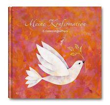 Erinnerungsalbum Motiv Konfirmation Taube (2014, Gebundene Ausgabe)