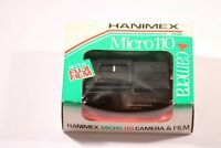 VINTAGE HANIMEX MICRO 110 CAMERA & FILM CODE 017991 MADE IN HONG KONG