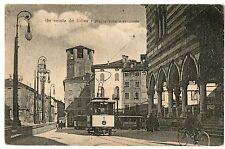 CARTOLINA 1919 UDINE PIAZZA VITTORIO EMANUELE RIF. 8284