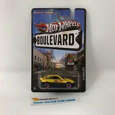 '85 Honda CR-X * Hot Wheels Boulevard w/ Real Riders * R7