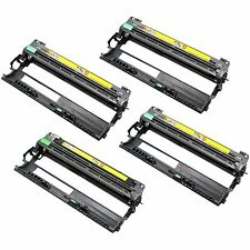 4x DR-210CL DR210 Drum Unit Set for Brother HL-3040CN HL-3045CN HL-3070CW 3075