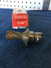 Milwaukee 49-57-0689 11/16 in. Quick Change Tang Drive Steel Hawg Cutter