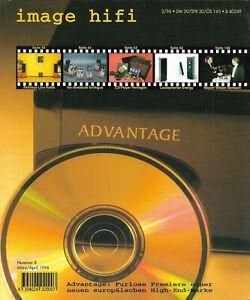 image hifi Heft 8 - 02/1996 - Linn Pentagon Energy EnVogue T+A Wilson Benesch