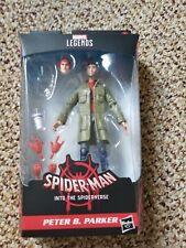 Marvel Legends Stilt-Man Spider-Man Into The Spider-Verse PETER B PARKER - loose