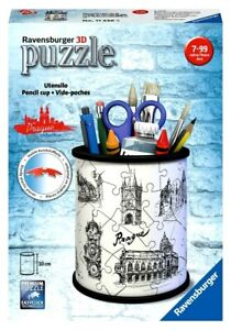 RAVENSBURGER. PENCIL CUP PRAGUE. ITEM NR.11226. NEW