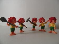 Comicfiguren Pumuckl von Heimo 80er Jahre Größe ca. 6cm verschiedene Varianten
