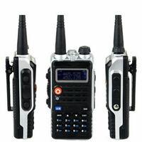 Baofeng BF-UVB2PLUS (UV-5R Upgrade) Dual Band Two Way Ham Radio Walkie Talkie