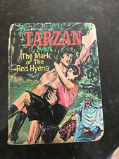 Big Little Book  Tarzan The Mark of The Red Hyena  2005  1967  HB