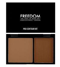 Freedom Makeup Pro Powder Palette Contour Kit