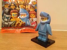 LEGO SERIES 15 SHARK SUIT GUY MINT CONDITION