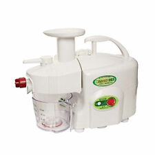 NEW GREEN POWER KEMPO KP-E1304 Grade-Type Twin Gear Juicer-White(Free Express)