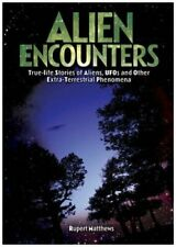 Alien Encounters,New,Books,mon0000099721 MULTIBUY
